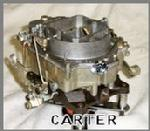 THE CARB SHOP REBUILDS ALL CARTER WCFB CARBURETORS