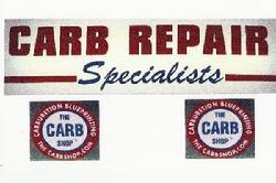 The Carb Shop Rebuild Repair Restore